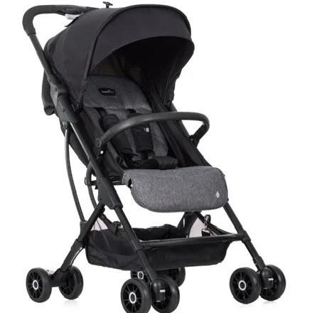 Универсальная детская прогулочная коляска Evenflo D660 W9BK, Черная