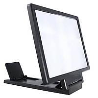 Увеличитель экрана Lesko F1 Black 3272-9490, КОД: 1928779