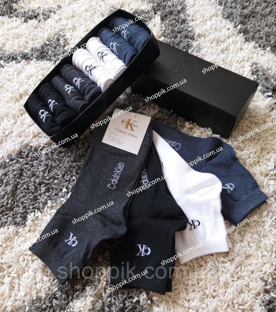 Набір чоловічих шкарпеток Calvin Klein