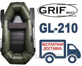 Grif GL-210 лодка 1-местная (Разные модификации)