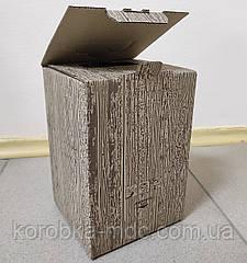 Коробка 5 л КВ Дерево Дно автомат