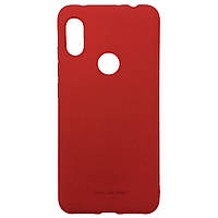 Чехол-накладка Silicone Hana Molan Cano для Xiaomi Mi A2 Mi 6X Красный 07213-757, КОД: 1672297