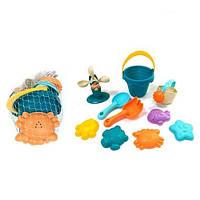 Детский набор  для песочницы HE0215  ведро