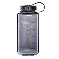 Бутылка фляга Helikon-Tex® TRITAN™ BOTTLE Wide Mouth Elevations (1 Liter) - Smoked, фото 1
