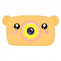 Детский фотоаппарат Baby Photo Camera Bear T9, фото 1