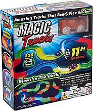 Игрушечная дорога конструктор Magic Tracks  на 220 деталей