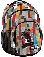 Рюкзак Paso Разноцветный 18-2706KS, КОД: 1206614