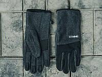 Мужские перчатки Staff fleece grafit СТАФФ size M-L, фото 1