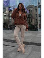 Женcкая куртка Staff pg brown, фото 1