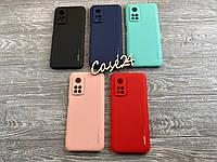 TPU чехол Smitt накладка бампер для Xiaomi Mi 10T / Xiaomi Mi 10T Pro (5 цветов), фото 1