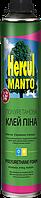 "Професійна клей-піна ""HERCUL MANTO 14м2"" 800мл"