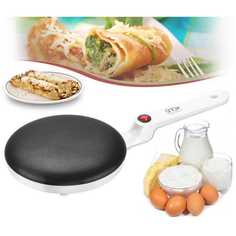 Сковородка блинница электрическая погружная Sinbo SP 5208 Crepe Maker 150949
