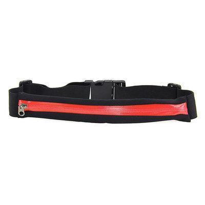 Сумка на пояс спортивная, сумка для бега чехол Runbag красная 149607