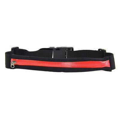 Сумка на пояс спортивная, сумка для бега чехол Runbag красная 149607, фото 2