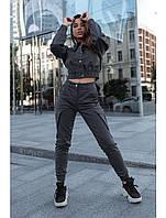Женская куртка Staff key gray, фото 1