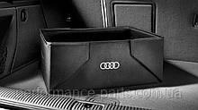 Ящик в багажник Audi Cargo Box - Black 8U0061109
