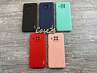 TPU чехол Smitt накладка бампер для Xiaomi Mi 10T Lite (5 цветов), фото 1