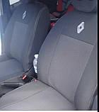 Авточохли Favorite на Renault Dacia Logan MCV2004-2010 року універсал модельний комплект, фото 7