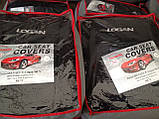 Авточохли Favorite на Renault Dacia Logan MCV2004-2010 року універсал модельний комплект, фото 5
