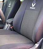 Авточехлы  на Renault Dacia Logan MCV2004-2010 года универсал модельный комплект, фото 9