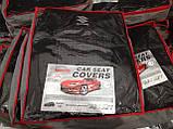 Авточохли на Suzuki SX-4 2006-2009 hatchback,Сузукі SX-4, фото 5