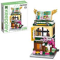 Книжный магазин Конструктор с большими деталями Детский конструктор Развивающие игрушки
