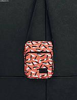 Мужская сумка через плечо Staff orange dash, фото 1