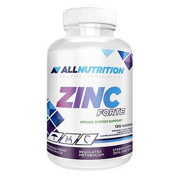 Цинк AllNutrition Zinc forte (120 табл) алл нутришн