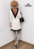 """Женское платье с кружевом из трикотажа """"Magnolia"""", фото 6"""