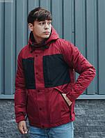 Мужская куртка Staff neve bordo, фото 1