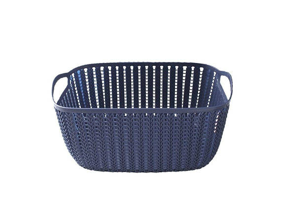 Корзинка для полотенец плетение 2 л Bathlux Fuegos artificiales 70272, фото 2