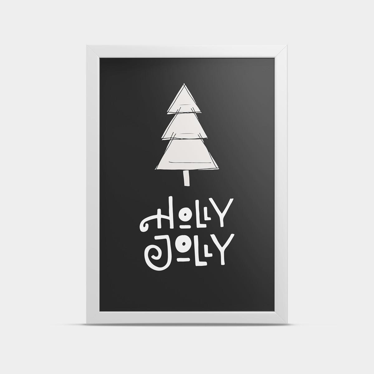 Постер Holly Golly 20*30 см