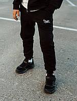 Детские cпортивные штаны Staff black