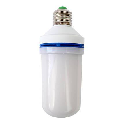 Лампа с имитацией эффекта пламени огня Е27 Led Flame Bulb 149925, фото 2