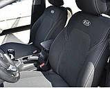 Авточехлы Favorite на Kia Cee'd 2006-2012 hatchback ,Киа Сид 2006-2012 хэтчбек, фото 5