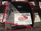 Авточехлы Favorite на Kia Cee'd 2006-2012 hatchback ,Киа Сид 2006-2012 хэтчбек, фото 2