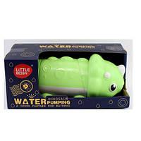 Іграшка 607Y для купання, насос-динозавр, кор., 21,5-9-10,5 див.