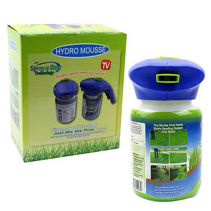 Жидкость для гидропосева газона Hydro Mousse Liquid Lawn жидкий газон 149967, фото 2