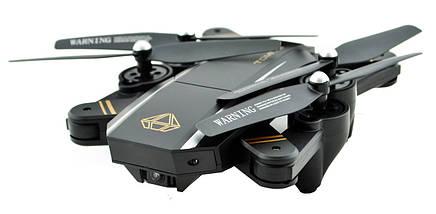 Квадрокоптер c видеокамерой WiFi Premium Phantom D5HW 152575, фото 3