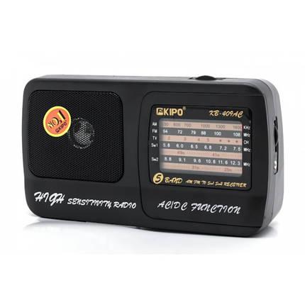 Акустическая система радиоприемник колонка Kipo KB-409 178618, фото 2