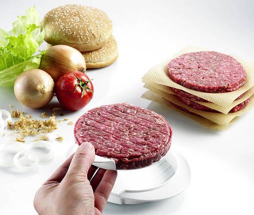 Пресс-форма для котлет гамбургеров бургеров Boral Hamburger 179785, фото 2