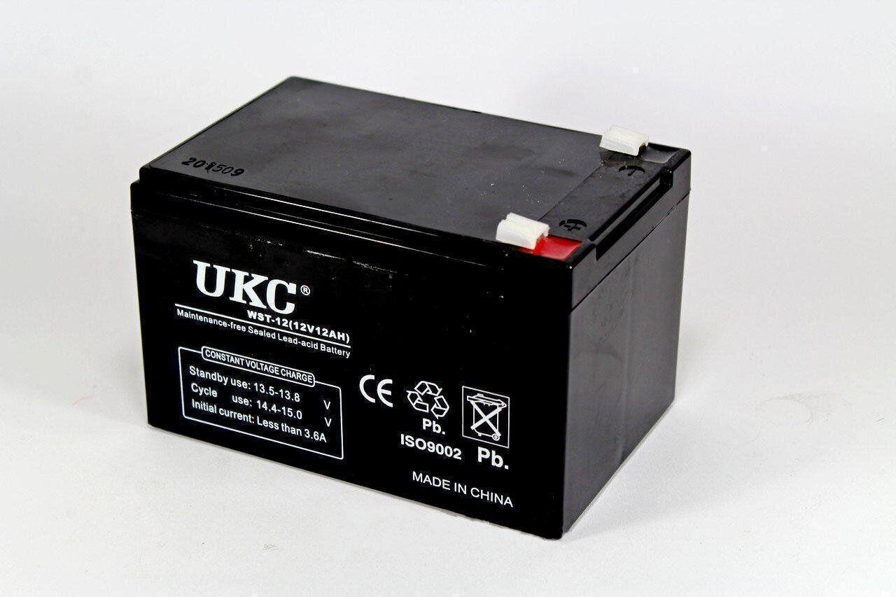 Аккумулятор Battery 12V 12A Ukc 180282
