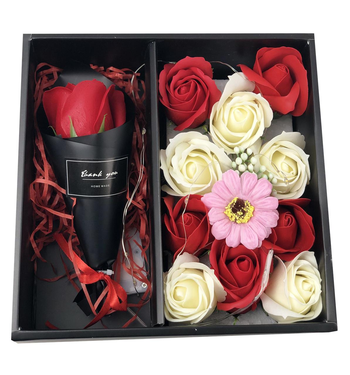 Подарочные наборы мыла из роз с розой XY19-80 181885