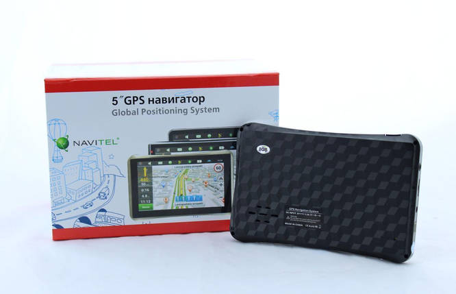 Автомобильный навигатор Gps 6008 5 ddr2-128mb 8gb HD 180897, фото 2