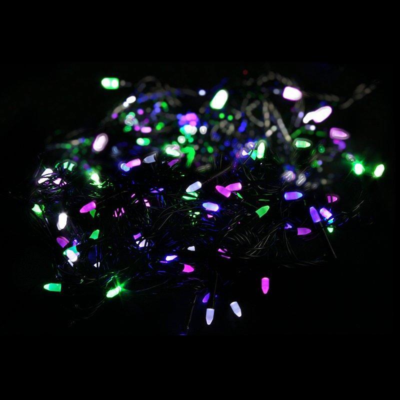 Светодиодная гирлянда Sofi 3D Lampa свечка 200 Led 20 м (2mix) 132912