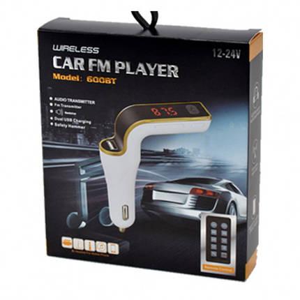 Трансмиттер FM Mod 600 BT 180064, фото 2