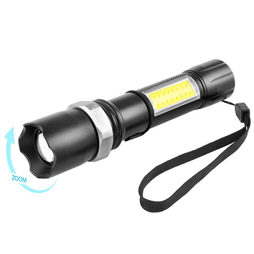 Ручной фонарь Police W546-XPE Cob 183668