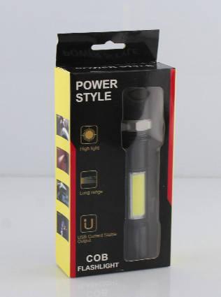 Ручной фонарь Police W546-XPE Cob 183668, фото 2