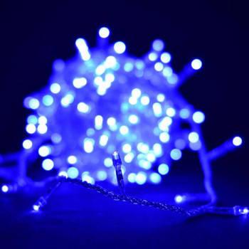 Гирлянда Диод 300LED RD-9033 Цвет ламп-Синий 183762, фото 2