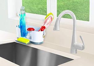 Органайзер для кухонных принадлежностей Sink Caddy 151144, фото 3